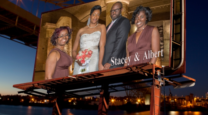 Stacey & Albert Wedding